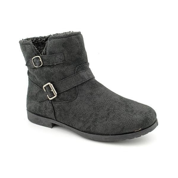 Material Girl Women's 'Flip' Basic Textile Boots