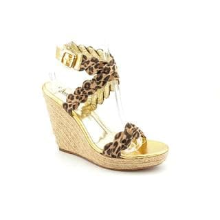 Carlos Santana Women's 'Mia' Fabric Sandals