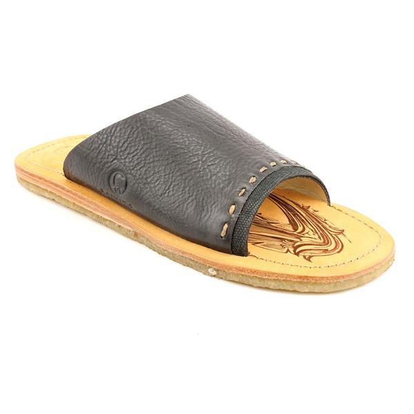 J.Artola Men's 'Donald' Leather Sandals