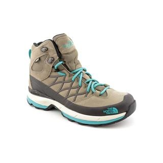 North Face Women's 'Wreck Mid GTX' Regular Suede Boots