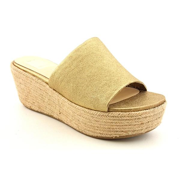 Dolce Vita Women's 'Layla' Leather Sandals (Size 8.5)