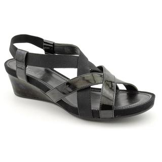 White Mountain Women's 'Faze' Patent Sandals