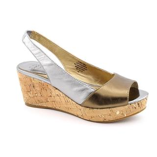 Circa Joan & David Women's 'Wictoria' Leather Wedges