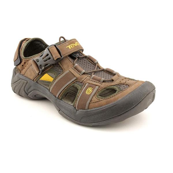 Teva Men's 'Omnium' Leather Sandals
