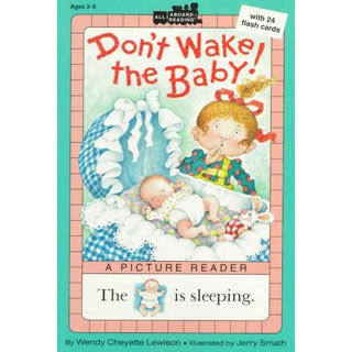 Don't Wake the Baby! (Paperback)