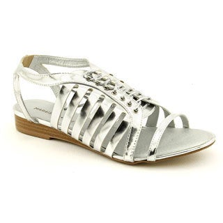 Marais USA Women's 'Gladiator' Man-Made Sandals