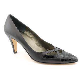 Renzo Fontanelli Women's 'Orlando' Leather Dress Shoes - Extra Narrow (Size 10)