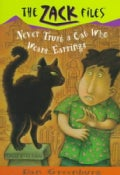 Never Trust a Cat Who Wears Earrings (Paperback)