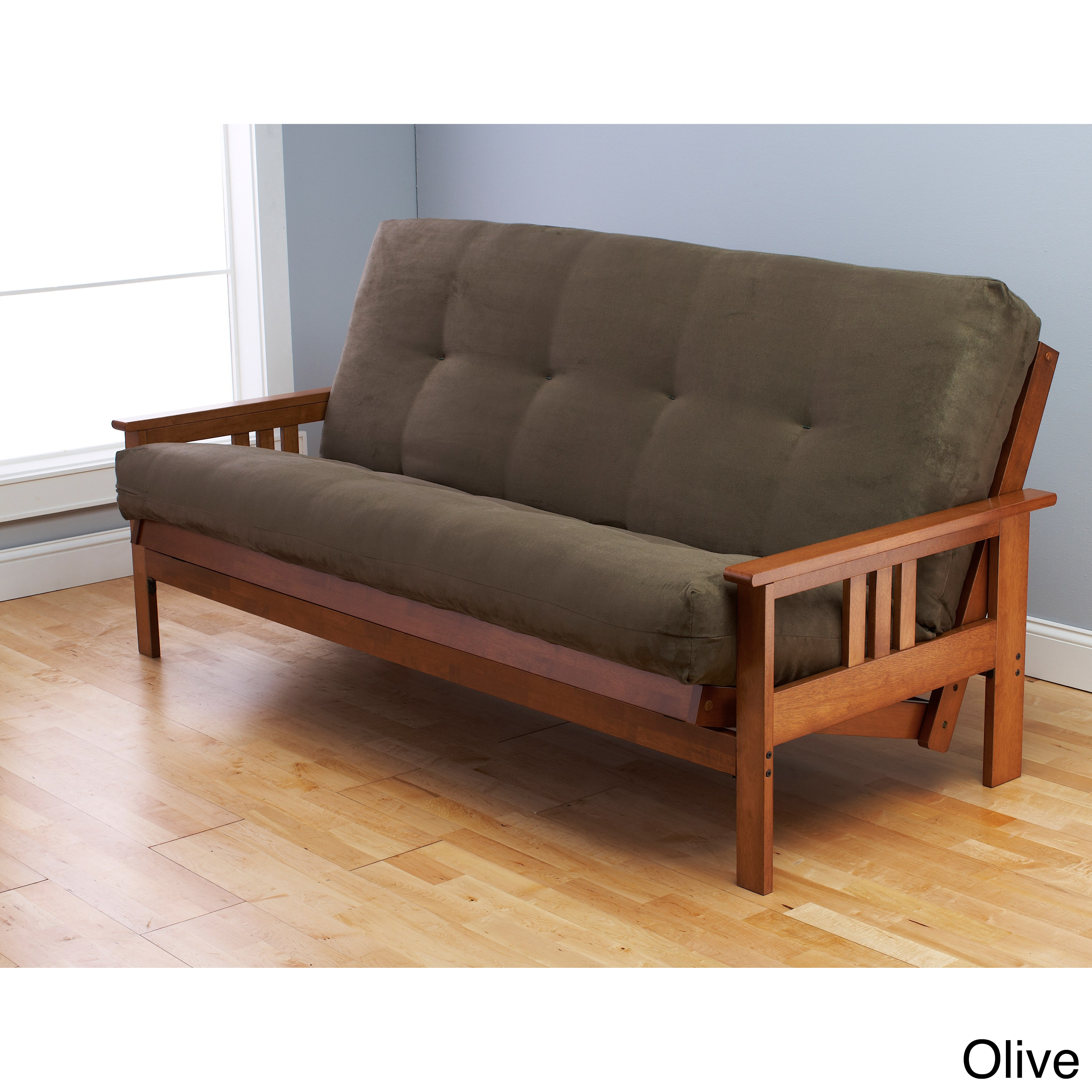 Multi-flex Futon Frame and Mattress Set at Sears.com