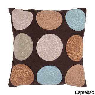 Decorative Langford Down or Poly Filled Throw Pillow