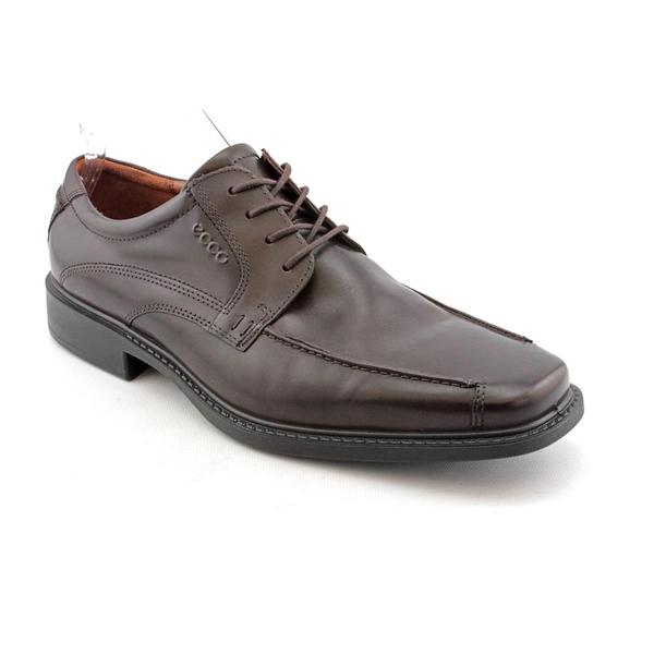 Ecco Men's 'New York Bicycle Toe' Leather Dress Shoes