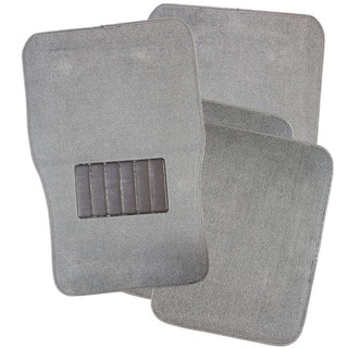 Grey Car Floor Mats (Set of 4)