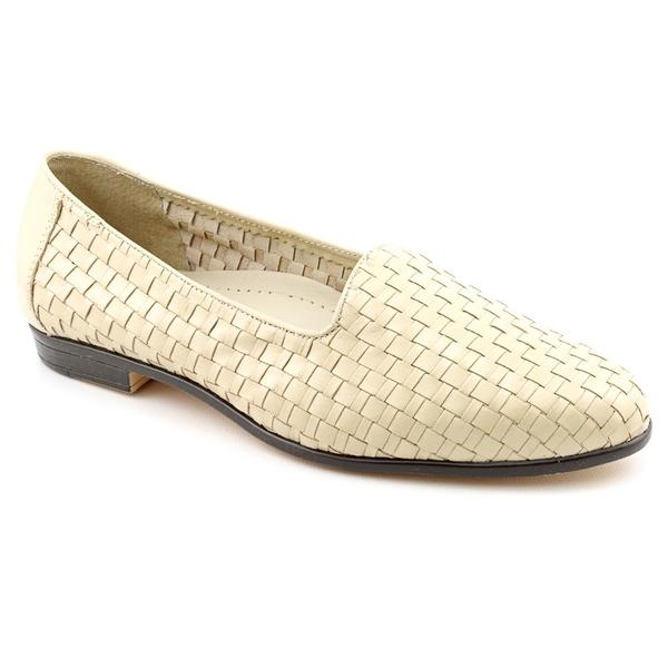 Trotters Women's 'Liz' Leather Casual Shoes - Narrow (Size 10)