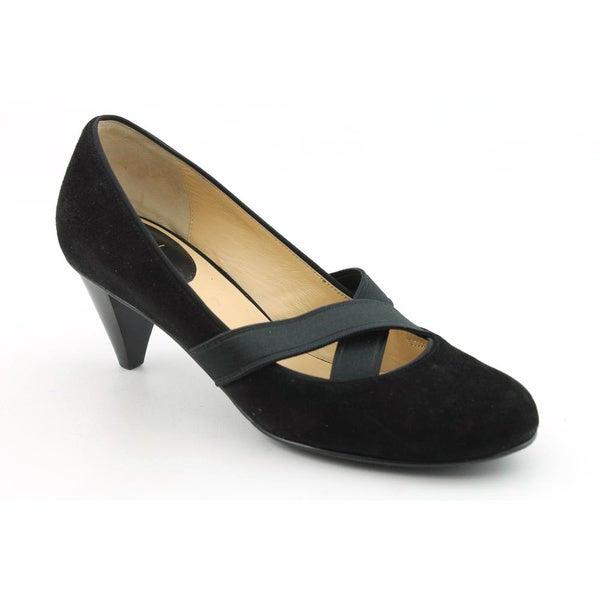 Cole Haan Women's 'Air Lyric.Pump' Regular Suede Dress Shoes