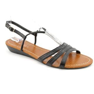 Rampage Women's 'Qamra' Synthetic Sandals