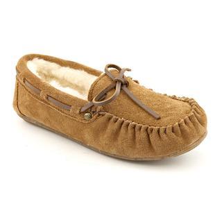 Emu Australia Women's 'Amity' Regular Suede Casual Shoes (Size 9)