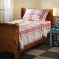 Sierra Plaid 300 Thread Count Cotton Sheet Set