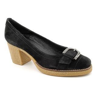 Nara Shoes Women's 'Unit ' Regular Suede Dress Shoes (Size 9.5)