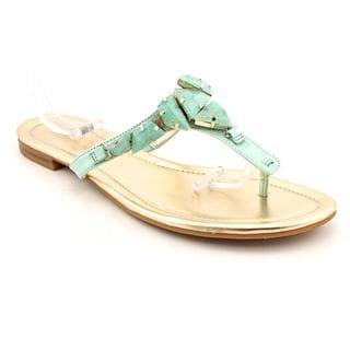 Enzo Angiolini Women's 'Tylera' Synthetic Sandals