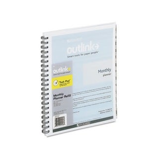 2013 Outlink Monthly Planner Dated Refill (8 1/2 x 11)