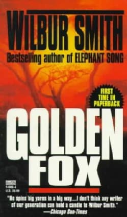 Golden Fox (Paperback)