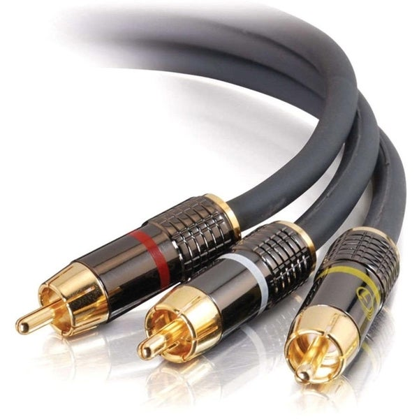 C2G 12ft SonicWave RCA Audio/Video Cable