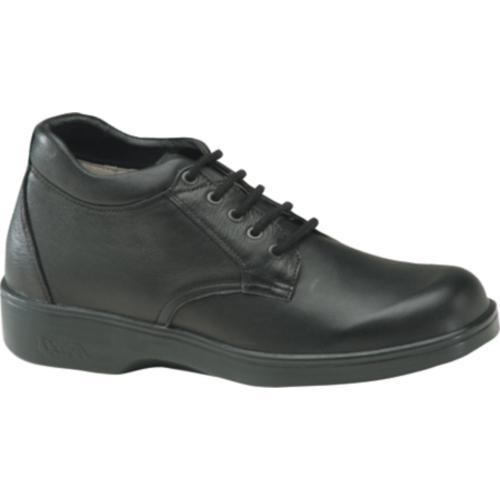 Men's Apex Ambulator Biomechanical Boot Black Smooth Leather