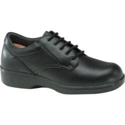 Women's Apex Ambulator Conform Oxford Black Smooth Leather