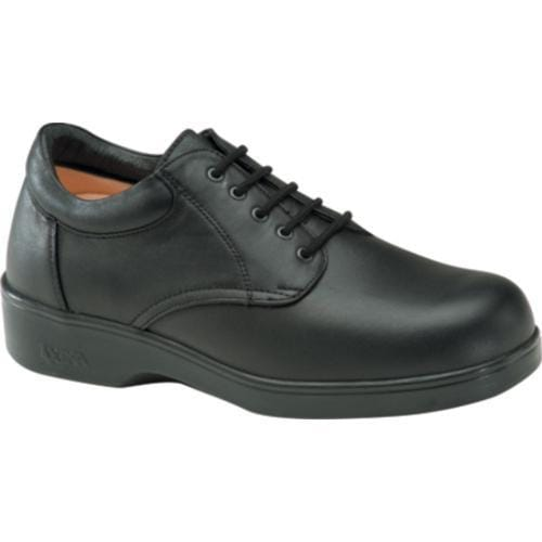 Men's Apex Ambulator Conform Oxford Black Smooth Leather