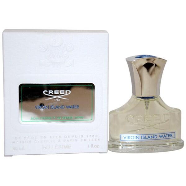 Creed Virgin Island Water Unisex 1-ounce Millesime Spray