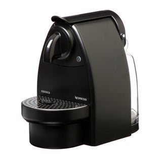 Nespresso C91 Black Essenza Manual Espresso Maker