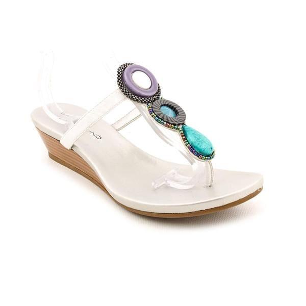 Bandolino Women's 'Broadley' Leather Sandals