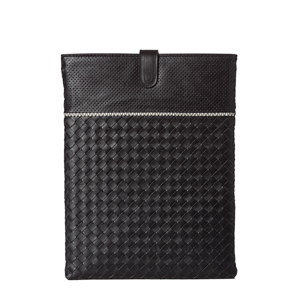 Bottega Veneta Intrecciato Nappa Leather iPad Case
