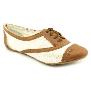 Not Rated Women's 'Borderline' Basic Textile Casual Shoes