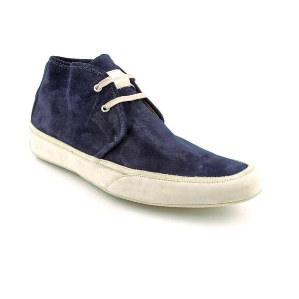 Emma Hope's Shoes Men's 'Low Chukka' Ankle High Leather Boots