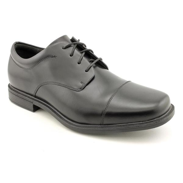 Rockport Men's 'Ellingwood' Leather Dress Shoes (Size 10.5)
