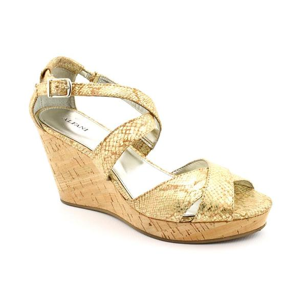 Alfani Women's 'Jersey' Man-Made Sandals