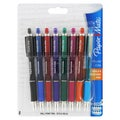 Paper Mate Profile Elite Retractable Bold Ballpoint Pens (Pack of 8)