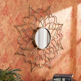 Upton Home Fiore Decorative Wall Mirror