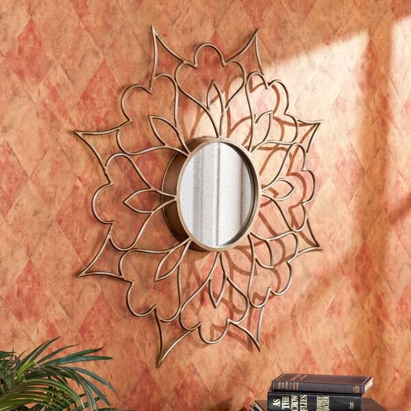 Upton Home Fiore Decorative Wall Mirror
