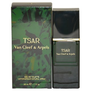 Van Cleef & Arpels 'Tsar' Men's 1-ounce Eau de Toilette Spray