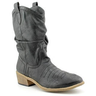 American Rag Women's 'Coyote' Faux Leather Boots