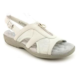 Walking Cradles Women's 'Cherry' Leather Sandals - Narrow (Size 7)