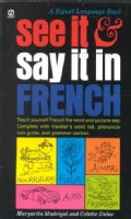 See It & Say It in French (Paperback)