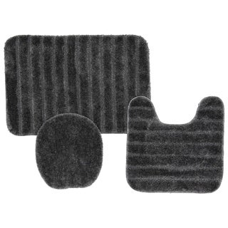 Prestige Non-skid Bath Rug 3-piece Set
