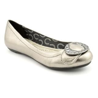 Dr. Scholl's Women's 'Schroll' Leather Casual Shoes - Wide (Size 8)