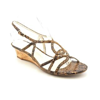 Etienne Aigner Women's 'Kaleb' Synthetic Sandals
