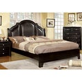 Jarden Crown Leatherette Queen Size Bed