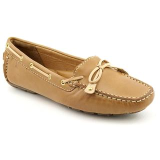 Clarks Women's 'Dunbar Racer' Leather Casual Shoes