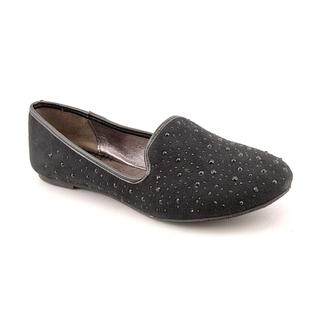 Material Girl Women's 'Smokey' Regular Suede Dress Shoes